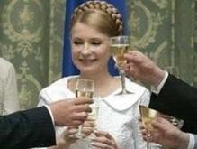 NRA: Тимошенко - самая популярная среди непопулярных