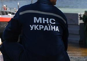В Донецкой области обрушился коллектор, произошла утечка сточных вод