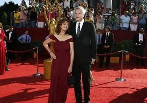 Голливудская пара Тим Роббинс и Сьюзан Сэрандон распалась после 23 лет совместной жизни