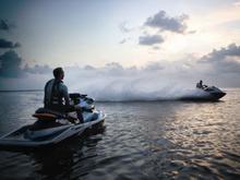 В Крыму погиб нетрезвый белорус, врезавшийся на скутере в яхту