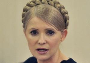 Партия регионов готовит новое постановление об отставке Кабмина Тимошенко