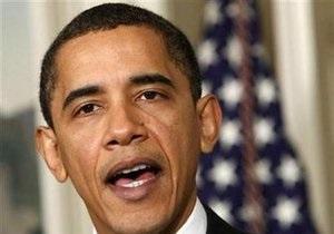 Обама впервые выступит с докладом О положении дел в стране