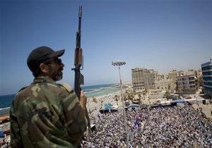 Испания признала повстанцев единственной легитимной властью в Ливии
