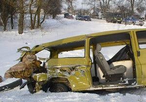 В Беларуси в результате ДТП погибли два украинца