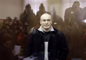 Ходорковский стал лауреатом литературной премии
