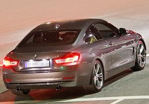 BMW 4-Series. Появились первые фотографии нового спортивного купе немецкого производителя