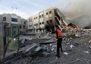 Израиль предъявил движению ХАМАС 36-часовой ультиматум