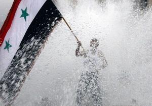 Семь министров правительства Сирии включены в  черный список  ЕС