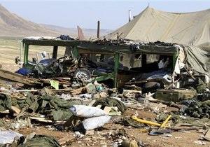 Российские спецслужбы назвали имя смертника, напавшего на военный полигон в Дагестане