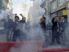 Участники шествия памяти адвоката Маркелова подверглись нападению