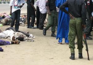 Африка - Нигерия - волна убийств врачей