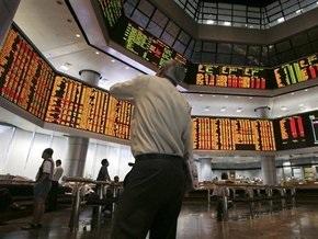 Фондовые биржи: Коррекция на рынке акций продолжилась