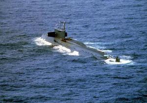 Сегодня - 25 годовщина катастрофы на подлодке К-219