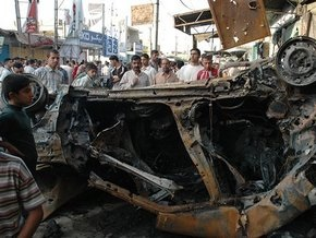 В Ираке взорвался заминированный автомобиль: погибли восемь человек