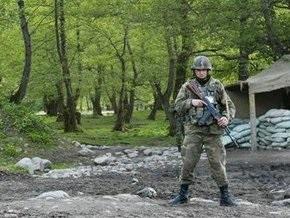 Абхазия провела военные учения в Кодорском ущелье