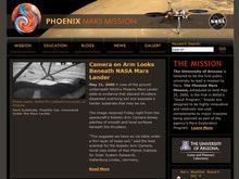Хакер взломал сайт марсианской миссии Феникс