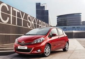 Toyota Yaris по цене от 15 700 дол. США