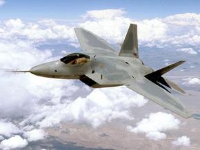 В США разбился самый современный истребитель в мире