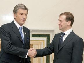 Ющенко и Медведев могут встретиться в Нью-Йорке