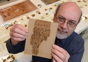 В Австралийском музее случайно обнаружили ценный древнеегипетский текст