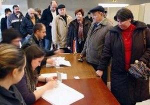 Хорватия не смогла выбрать президента