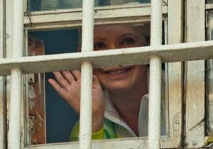 Мама Тимошенко не приехала на свидание с дочерью в Качановскую колонию