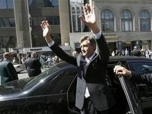 Ющенко никогда не отменит День Победы