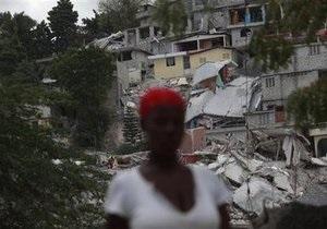 Число жертв землетрясения на Гаити превысило 200 тысяч человек