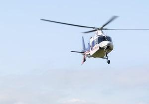 В США разбился медицинский вертолет: трое погибших