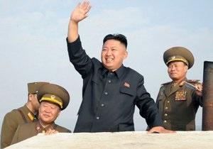 Участников обстрела южнокорейского острова сделали героями в КНДР