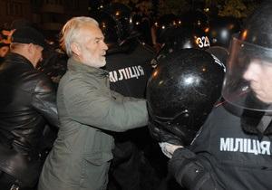 Глава МВД считает, что милицию зря критиковали во время выборов