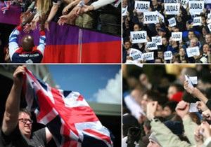 За что в Британии ненавидят футболистов?