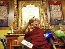 Украинский фотограф рассказала о Далай-ламе