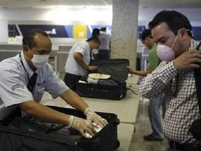 Жертвами свиного гриппа в Мексике стали 103 человека