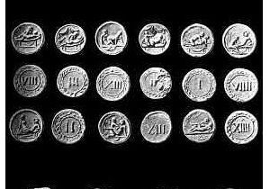 На берегу Темзы нашли древнеримский жетон для оплаты услуг в публичном доме