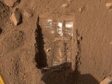 NASA подтверждает обнаружение льда на Марсе