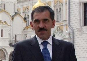 Президенту Ингушетии изменили название должности