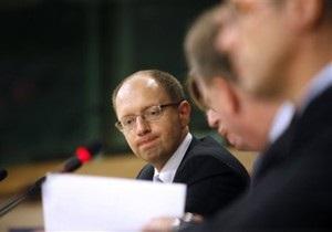 Арсений Яценюк: В избирательном списке не будет  святых