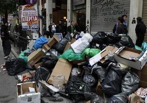 Безработица в Греции достигла рекордной отметки