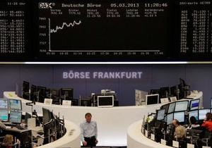 Немецкий биржевой индекс достиг рекордного показателя за всю историю