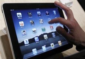 Ювелирная компания выпустит планшет iPad, инкрустированный бриллиантами