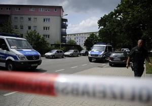 Мужчина, убивший четырех заложников в Карлсруэ, оказался гражданином Франции