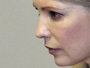 Телеобращение Тимошенко перенесено на 20:00