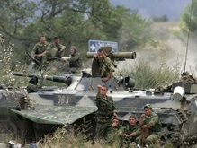 Грузия: российские военные покидают наблюдательные посты