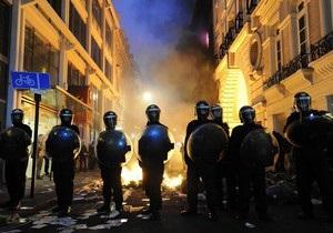 Лондон охватили массовые беспорядки, задержаны более 200 человек