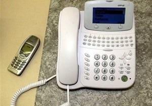 Абонплата за фиксированный телефон с 1 сентября вырастет на 10%