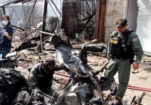 В Таиланде боевики напали на ярмарку: 30 человек получили ранения