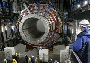 Италия построит новый коллайдер
