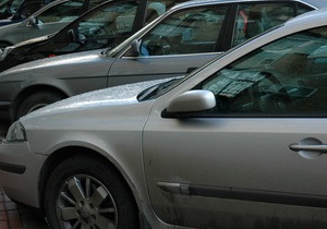 На въезде в Киев планируют построить три  перехватывающих  паркинга