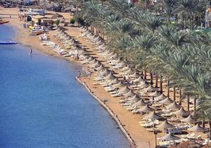 В Египте снова закрыли Красное море для купания и дайвинга